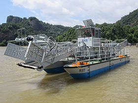 江西  全自动水面清洁船