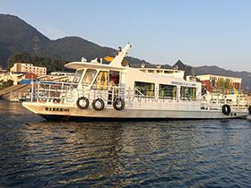 湖北  客渡船