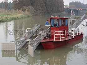 重庆  清漂船