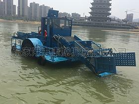 湖南  微型割草船