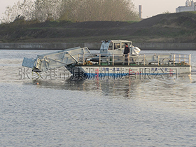 福建  海水区保洁船