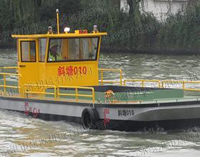人工打捞船