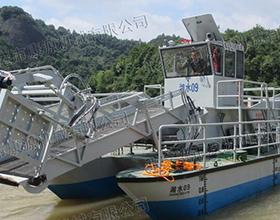 全自动水面清洁船