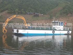 江西  重型垃圾打捞船