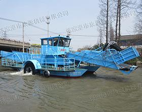 多功能水域保洁船