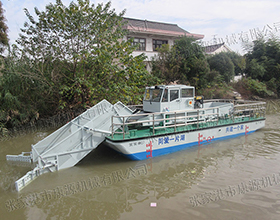 多功能海水区保洁船